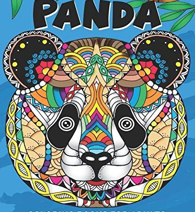 Panda Coloring Book: for ...